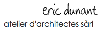 Eric Dunant architectes sàrl