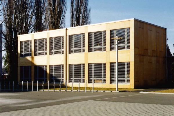 Pavillon scolaire Thônex